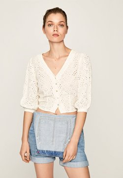 Pepe Jeans - CLAUDIE - Blusa - off-white