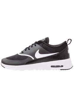 Nike Sportswear - AIR MAX THEA - Sneaker low - black/white