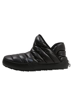 The North Face - M THERMOBALL TRACTION BOOTIE - Snowboot/Winterstiefel - shiny black