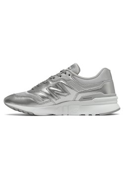 New Balance - Sneakers - silver/white