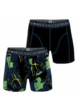 MUCHACHOMALO - 2PACK - Shorty - blue