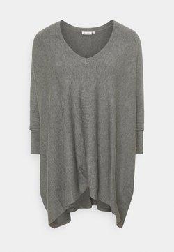 Masai - FOSNA - Pullover - medium grey melange