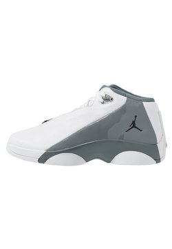 Jordan - JUMPMAN TEAM FLOW - Baskets montantes - white/black/cool grey
