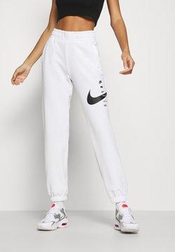 Nike Sportswear - PANT - Jogginghose - white/black