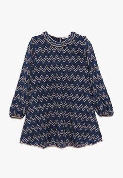 Missoni Kids - DRESS - Strickkleid - blue