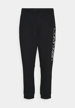 Calvin Klein - LOGO - Jogginghose - black