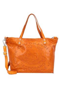 Campomaggi - Shopping Bag - orange