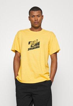 Vintage Supply - THE SHINING GRAPHIC - Printtipaita - yellow