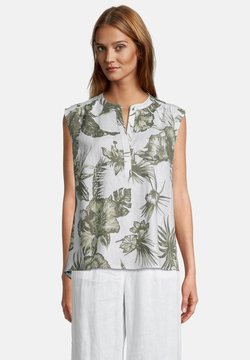 Betty Barclay - Bluse - white/green