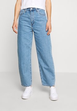 Levi's® - BALLOON LEG - Relaxed fit -farkut - light-blue-denim