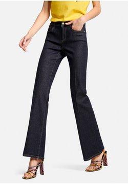 Laura Biagiotti Roma - Jeans bootcut - dark blue denim