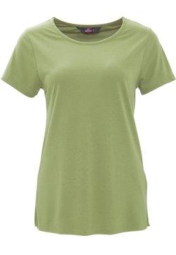 Queen Kerosin - T-shirt basic - olivgrün