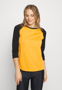 Dakine - WOMEN'S RAGLAN TECH - Funktionsshirt - golden glow