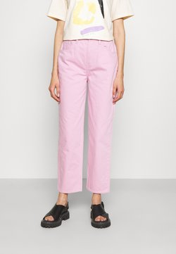Boyish - THE TOBY HIGH RISE - Jeans relaxed fit - lavender hill