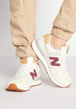 New Balance - PC574NE2 - Matalavartiset tennarit - beige