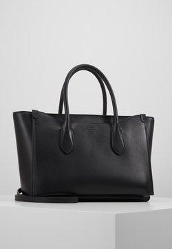 Polo Ralph Lauren - SLOANE - Torebka - black