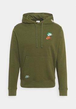 Nike Sportswear - Felpa con cappuccio - rough green