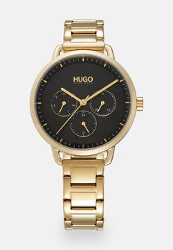 HUGO - #MELLOW - Zegarek - gold-coloured