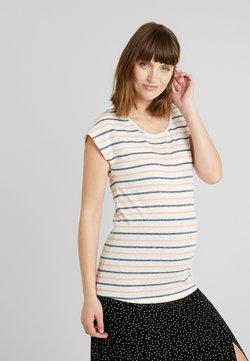 Noppies - TEE ALINE - T-Shirt print - marshmallow