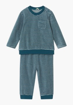 Benetton - SET  - Trainingspak - teal/white