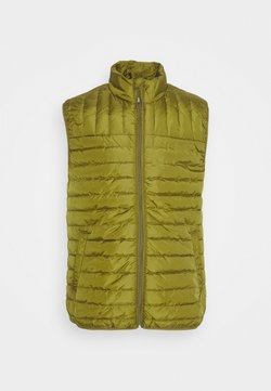 Only & Sons - ONSPAUL QUILTED VEST - Kamizelka - fir green