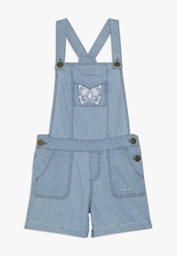Lili Gaufrette - GAGE - Salopette - light-blue denim