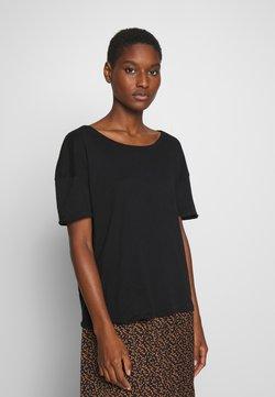 American Vintage - CHIPIECAT - T-shirt basique - noir