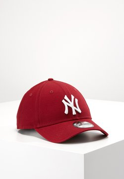 New Era - LEAGUE ESSENTIAL 9FORTY - Pet - cardinal/optic white