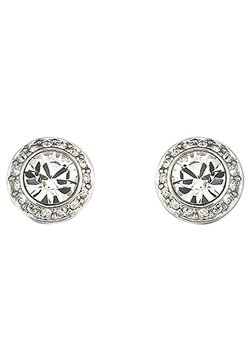 Swarovski - ANGELIC STUD - Earrings - crystal