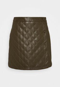 Glamorous Petite - LADIES SKIRT  - Minifalda - khaki