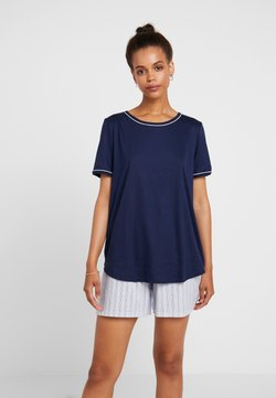 Calida - SWEET DREAMS SET - Pyjama - peacoat blue