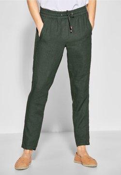 Cecil - CHELSEA - Jogginghose - green