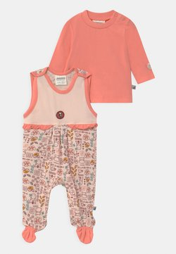 Jacky Baby - JUNGLE GIRL - Pyjama - rosa/aprikose
