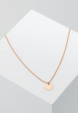 TomShot - Halskette - rosegold-coloured