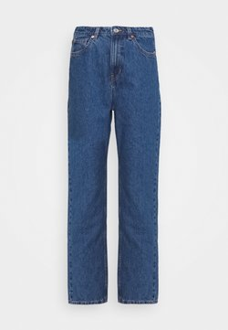 Lindex - BETTY - Relaxed fit jeans - denim blue