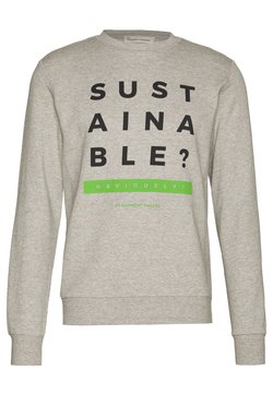 BY GARMENT MAKERS - UNISEX ROGER - Sweater - light grey