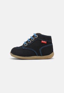 Kickers - BONZIP UNISEX - Vauvan kengät - marine bleu