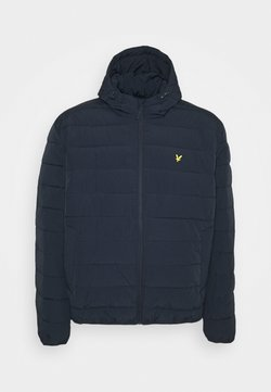 Lyle & Scott - PLUS LIGHTWEIGHT JACKET - Veste d'hiver - dark navy