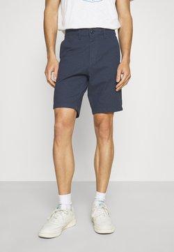 Selected Homme - SLHMILES FLEX MIX  - Shorts - dark sapphire/black