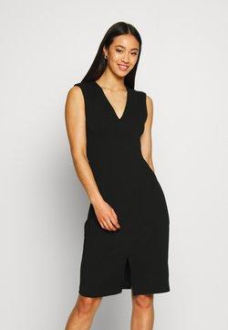 Vero Moda - VMDOLLY SHORT DRESS - Vestido de tubo - black
