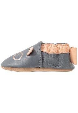 Robeez - NERD CAT - Chaussons pour bébé - gris/rose