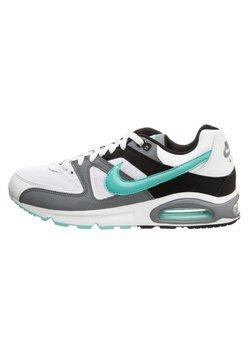 Nike Sportswear - AIR MAX COMMAND - Sneaker low - white/aurora green/black