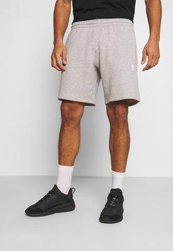 adidas Originals - ESSENTIAL UNISEX - Shorts - mottled dark grey