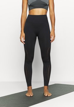 Even&Odd active - SEAMLESS - Tights - black