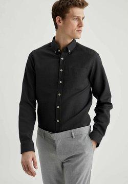 DeFacto - Camicia elegante - anthracite