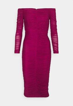 TFNC - EMANI DRESS - Iltapuku - burgundy