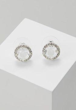 SNÖ of Sweden - LISSY EAR  - Earrings - clear/silver-coloured