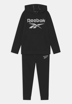 Reebok - HOODIE SET - Survêtement - black