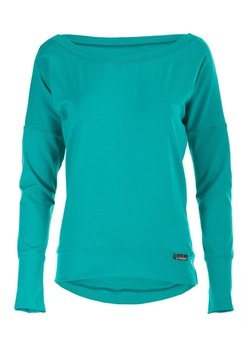 Winshape - LONGSLEEVE - Sweatshirt - ocean green
