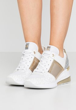 MICHAEL Michael Kors - GEORGIE TRAINER EXTREME - Sneakers - bright white